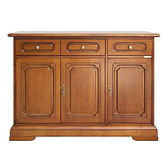 Classic Sideboard 3 Doors 2 Drawers