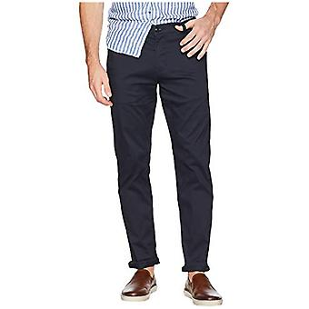 Dockers Men-apos;s Slim Fit Original Khaki All Seasons Tech, Bleu, Taille 34W x 29L