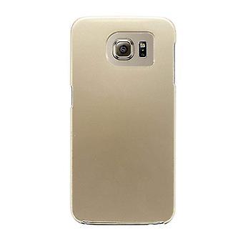 Samsung Galaxy S6 Case PC Gold Hard Shell