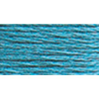 Dmc Pearl Cotton Skeins Size 3  16.4 Yards Peacock Blue 115 3 807