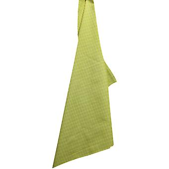 Cream Windowpane Plain Weave Towel Dijon K372 Dij