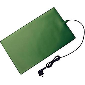 Heat mat (L x W x H) 35 x 25 x 0.4 cm AccuLux ThermoLux 463265 Green