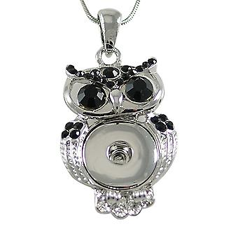 Stainless steel pendant for click buttons KB3377