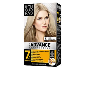 COLOR ADVANCE hair colour #8,1-light blond cender
