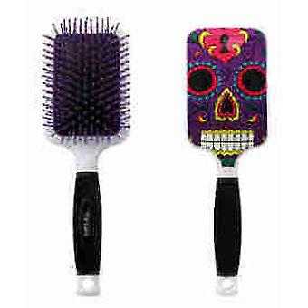 Bifull Brush Purple Skull Racket