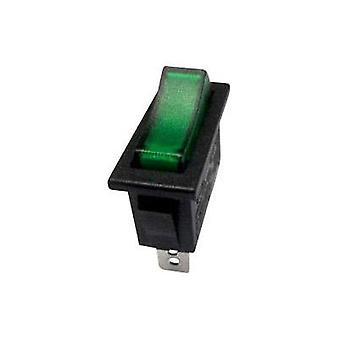 Toggle switch 250 Vac 10 A 1 x Off/On SCI R13-91B-