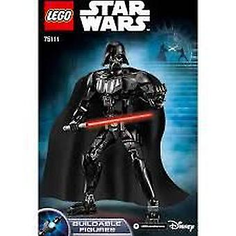 Lego 75111 Darth Vader (Toys , Constructions , Characters And Animals)