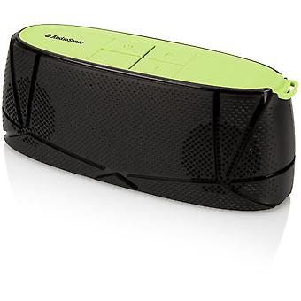 Audiosonic Bluetooth Speaker W 2x3 Sd Slot