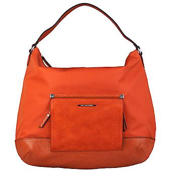 Benetton Orange Handbag (Fashion accesories , Bags , Backpacks)
