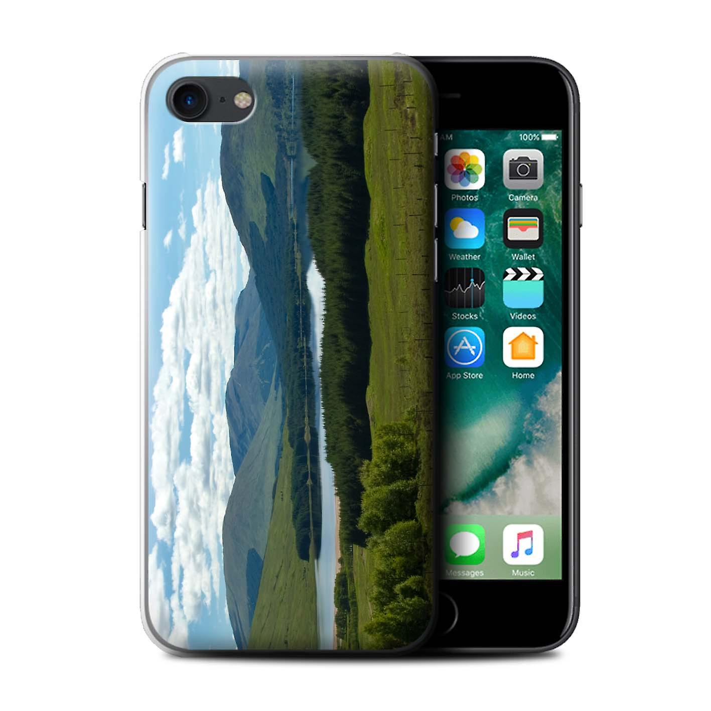Stuff4 housse pour apple iphone 7 montagnes loch scottish for Housse iphone 7