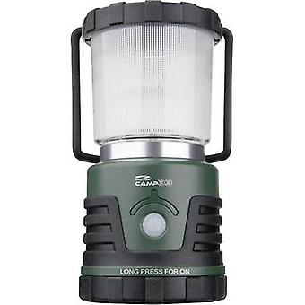 LED Camping lantern LiteXpress Camp 33 battery-powered 858 g Black-green LXL910078B