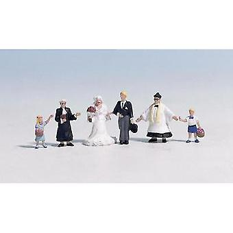 NOCH 15860 H0 Wedding figures