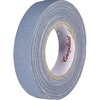 Cloth tape Coroplast Grey (L x W) 10 m x 15 mm Natural rubber Content: 1 Rolls
