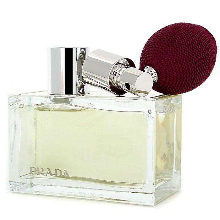 Prada Amber Eau De Parfum Spray rechargeable Deluxe 80ml / 2.7 oz