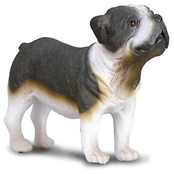 Collecta Bulldog -M- (Toys , Dolls And Accesories , Miniature Toys , Animals)