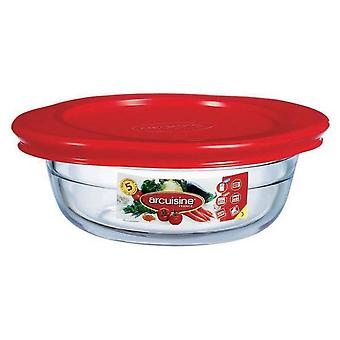 Ocuisine Round container with lid 15 cm / 0.35l Cook & St