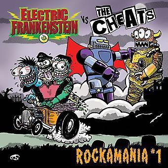 Elektrisk Frankenstein / snyder - Rockamania 1 [Vinyl] USA import