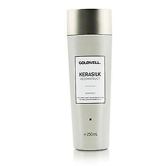 Goldwell Kerasilk Reconstruct Shampoo (For Stressed and Damaged Hair) - 250ml/8.4oz