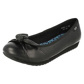 Senior Mädchen böse Engel von Startrite Slip-On-Schule Schuhe Denkweise