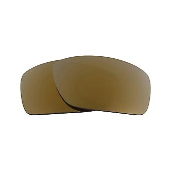 Best SEEK Replacement Lenses for Oakley Sunglasses CANTEEN Gold Red Mirror
