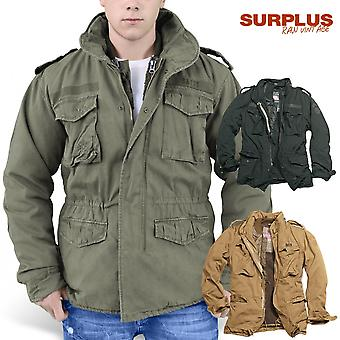 Surplus jacket Regiment M 65