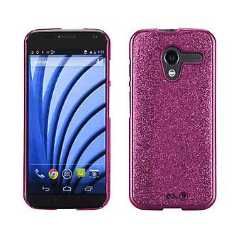Case-Mate Olo Glimmer Case for Motorola X (Pink)