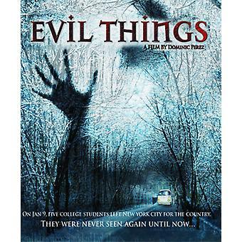 Złe rzeczy [Blu-ray] USA import