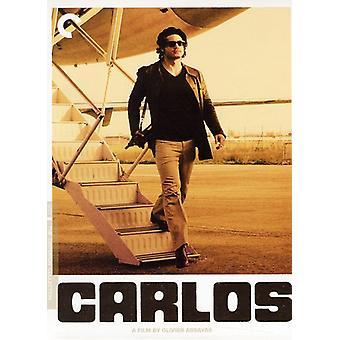 Carlos [DVD] USA import