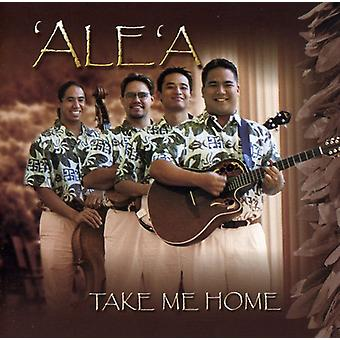 Ale'a - Take Me Home [CD] USA importerer