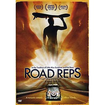 Vejen Reps [DVD] USA importerer