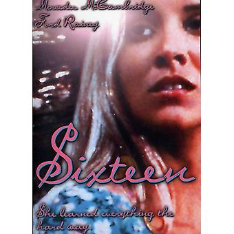 Seksten [DVD] USA import