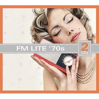 Forskellige kunstner - Fm Lite70s [CD] USA import