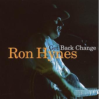 Ron Hynes - få tilbage ændring [CD] USA import