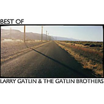 Larry Gatlin & Gatlin Brothers - importación de Estados Unidos mejor de Larry Gatlin & Gatlin Brothers [CD]