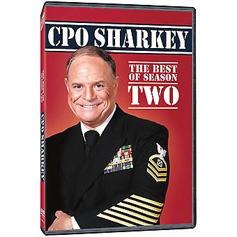 Cpo Sharkey: The Best of Season 2 (DVD) [DVD] USA import