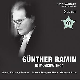 Gunther Ramin - i Moskva 1958 [CD] USA import
