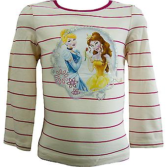 Girls Disney Princess Long Sleeved Top NH1120