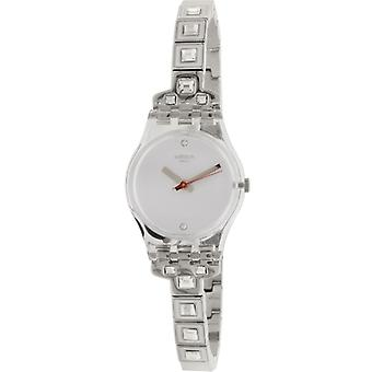 Swatch SNOW MACHINE Stainless Steel Ladies Watch LK350G