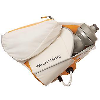 Nathan surtension élite hydratation ceinture orange et blanc 4493NOW