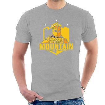 Mountain beskyttende tjenester Gregor Clegane Game Of Thrones mænd T-Shirt