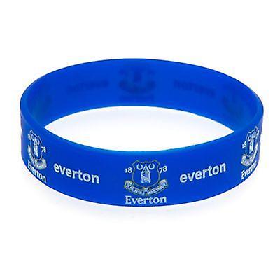 Wristband del silicón de Everton