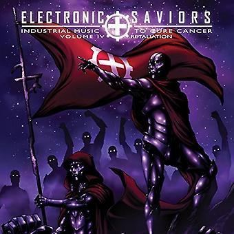 Various Artist - Electronic Saviors: Industrial Music to Cure [CD] USA import