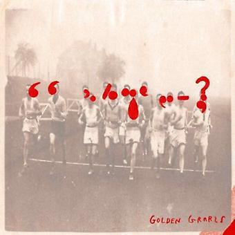 Gyldne Grrrls - Golden Grrrls [CD] USA importerer