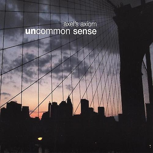 Axel's Axiom - Uncommon Sense [CD] USA import