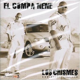 El Companene - Los Chismes [CD] USA import