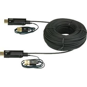 Aten Cable HDMI de Alta Velocidad HDMI Connector black