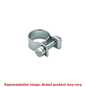Vibrant Fuel Injector Style Mini Hose Clamps 12238 Range: 15-17mm Fits:UNIVERSA