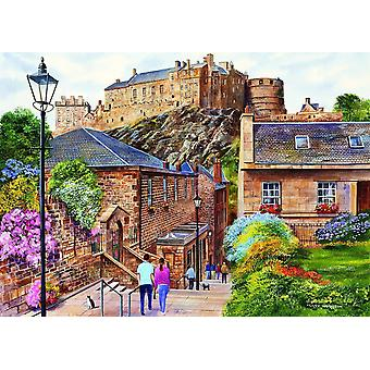Gibsons Edinburgh - Vennel Street Jigsaw Puzzle (1000 Pieces)