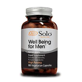 Solo Nutrition, Well Being for Men 60 Capsules