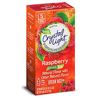 Crystal Light On The Go Raspberry Green Tea Drink Mix